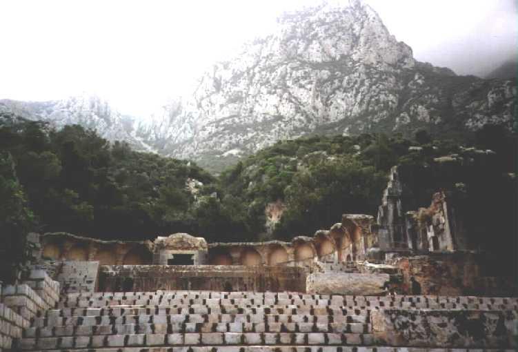 مدينة زغعوان التونسية معلومات و آثارها